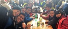 Wintercamp for 17. gongen