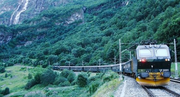 Stor nedgang i trafikken på Bergensbanen