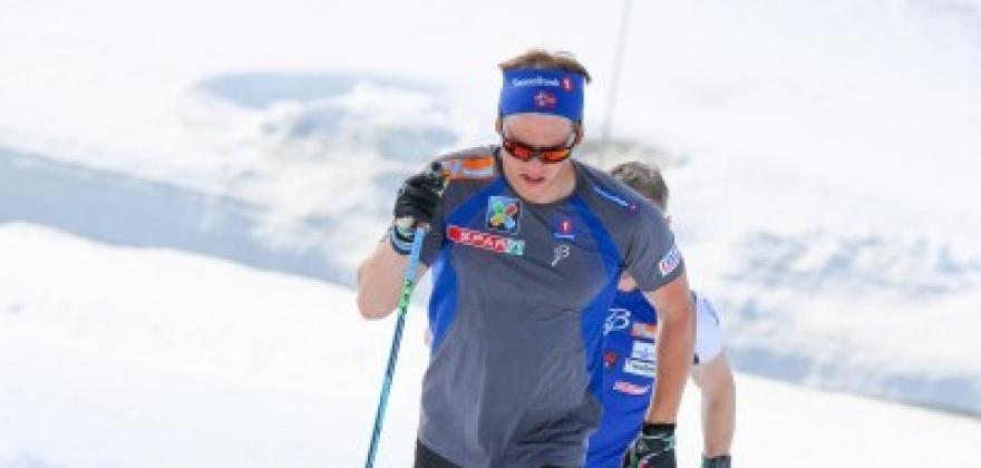 Pål Golberg attende på landslaget