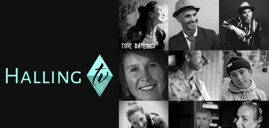 Halling-TV - Live konsert for Fasteaksjonen på TID Kafé
