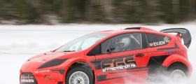 Sondre Evjen klar for sesongstart i Rally X Nordic