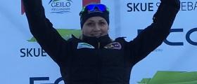 Sletta 17 år gamal norsk rekord.