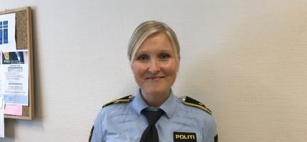 HALLINGPORTRETTET: Kari Birgit Møllerplass