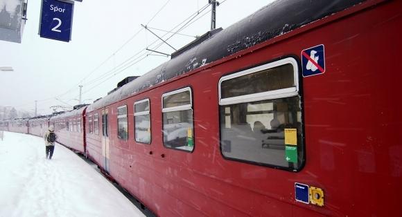 Pengar til meir planlegging av Ringeriksbanen