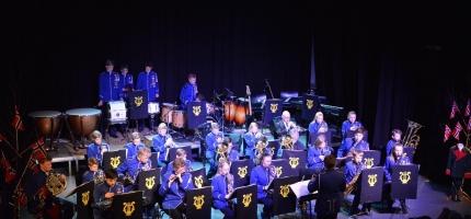 75 år med skolekorps