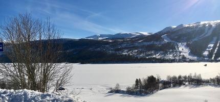 Dårlig is i fjellet