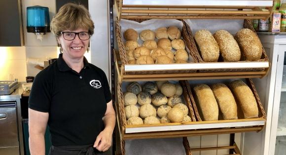 Ål bakeri på plass i tidlegare lokaler