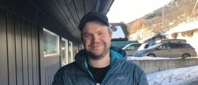 HALLINGPORTRETTET: Ragnar Hilde