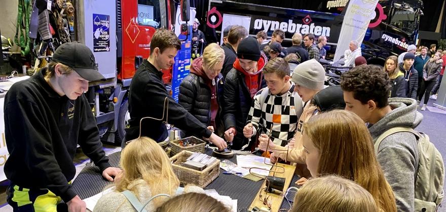 Norges beste yrkesmesse?