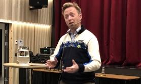 John Ragnar Aarset på plass som statssekretær i samferdsel - igjen