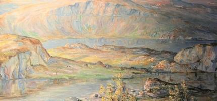Kunstauksjon til inntekt for pipeorgel i Geilo Kulturkyrkje