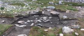 Samar ved Strandavatn for 1100 år sidan?