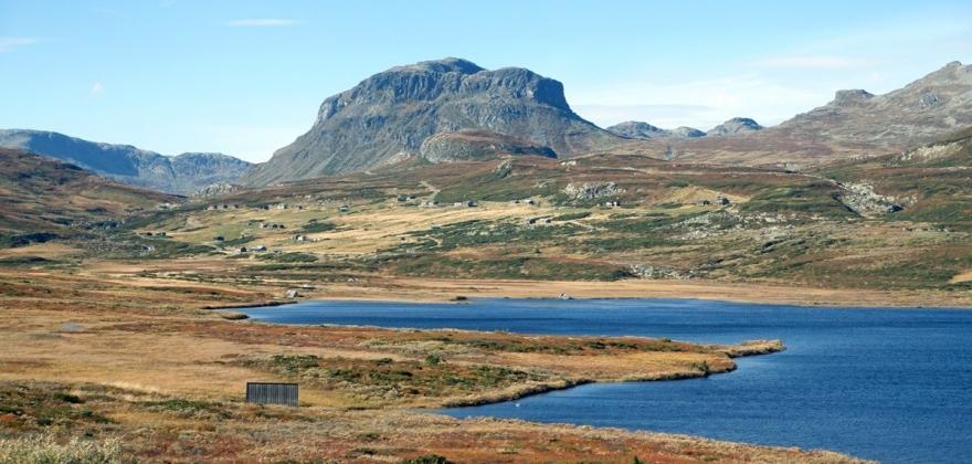 Fleire landskap i Hallingdal av nasjonal interesse