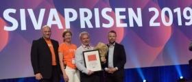 Hallingplast vann SIVA prisen