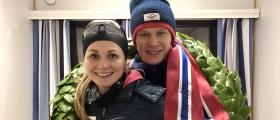 Sterkt sprint NM for Holløparane - og for arrangøren Gol idrettslag