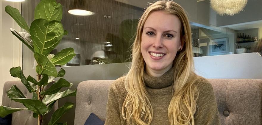 Mia Langås Flåta blir ny redaktør i Radio Hallingdal