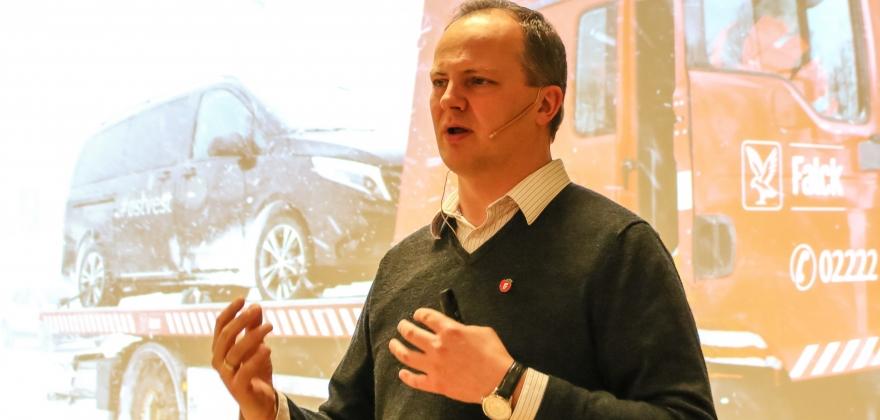 Lite nytt frå Solvik Olssen