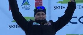 Hege Bøkko med to norske rekorder!!