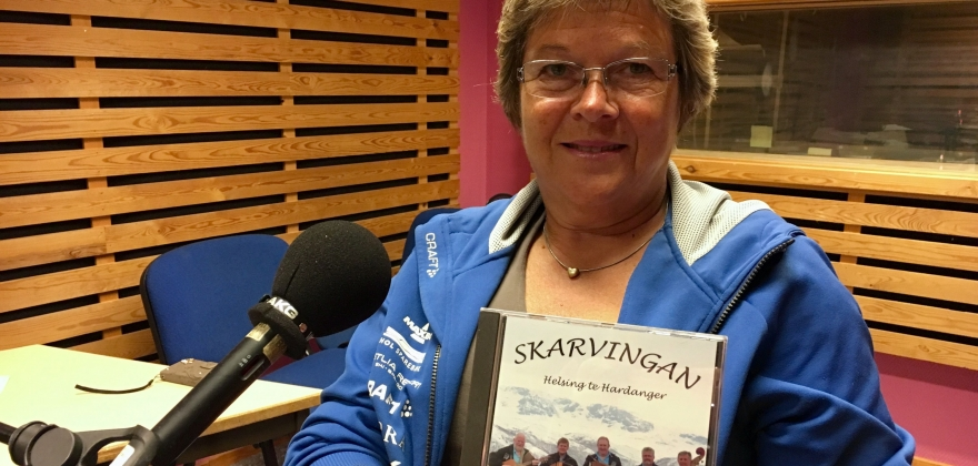 Skarvingan med CD