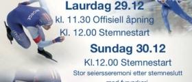 NM sprint direkte på Radio Hallingdal