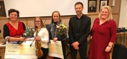 Kultur- og idrettsstipend i Ål