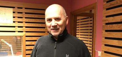 HALLINGPORTRETTET: Ole Bårtveit