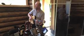 Konsert i Hol gamle kyrkje med Arild Jensen (11. juli)