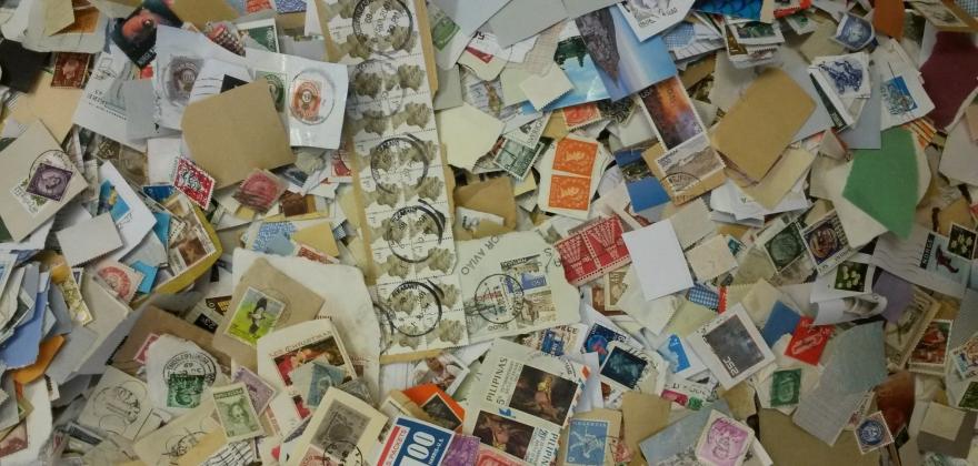 Tubfrim åpner frimerkebutikk