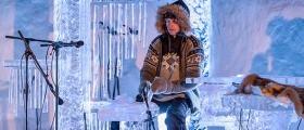 Klart for icemusicfestivalen på Geilo.