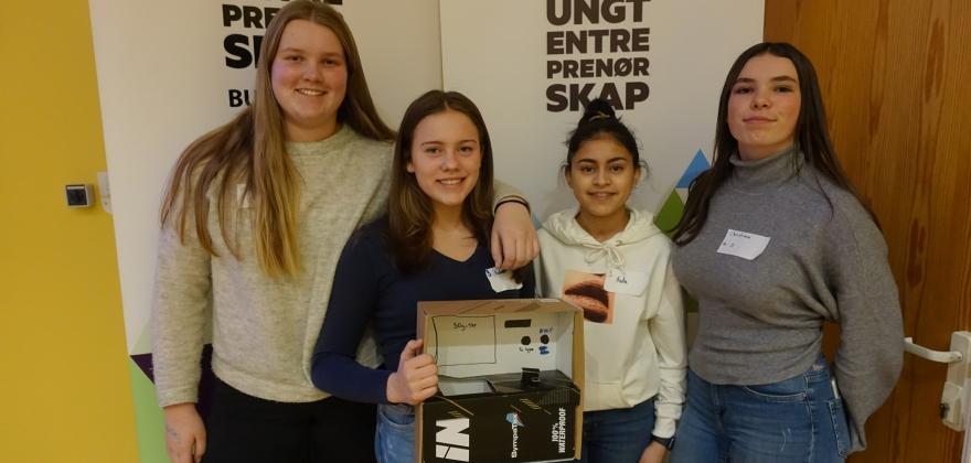 Tre av fem finalistar frå Hallingdal!