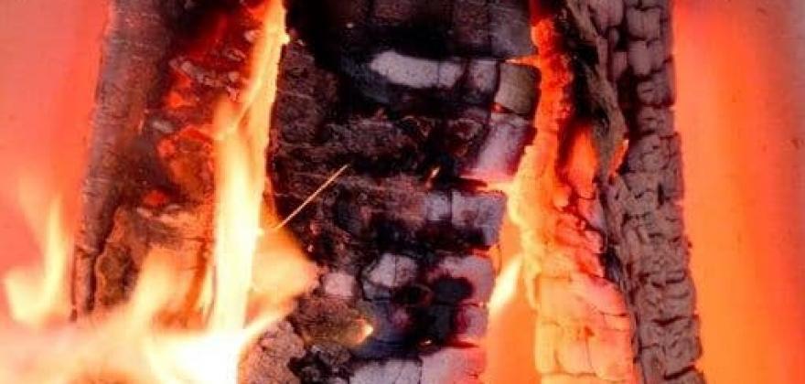 Fra 15. april blir det forbudt å tenne bål i skog og utmark