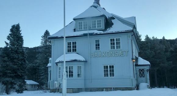 Håkonset fjellvilla stengt