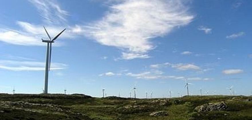 Nokre få områder i Hallingdal framleis aktuelle for vindmøller