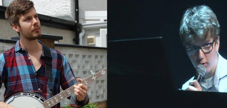 To unge lokale talenter med konsert i gamlekyrkja i Hol (18. juli)